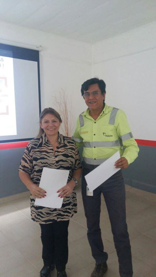 HOLCIM, Jujuy; 10/2017